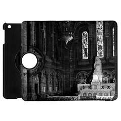 Vintage France Paris Sacre Coeur Basilica Virgin Chapel Apple Ipad Mini Flip 360 Case