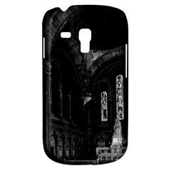 Vintage France Paris sacre Coeur basilica virgin chapel Samsung Galaxy S3 MINI I8190 Hardshell Case