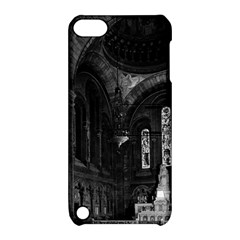 Vintage France Paris sacre Coeur basilica virgin chapel Apple iPod Touch 5 Hardshell Case with Stand