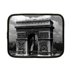 Vintage  France Paris Triumphal arch  Place de l Etoile 7  Netbook Case