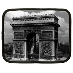 Vintage  France Paris Triumphal arch  Place de l Etoile 13  Netbook Case