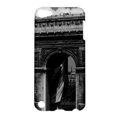 Vintage  France Paris Triumphal arch  Place de l Etoile Apple iPod Touch 5 Hardshell Case