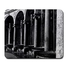 Vintage France palace of Versailles Colonnade Grove Large Mouse Pad (Rectangle)