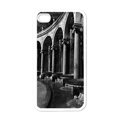 Vintage France palace of Versailles Colonnade Grove White Apple iPhone 4 Case
