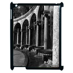 Vintage France Palace Of Versailles Colonnade Grove Apple Ipad 2 Case (black)
