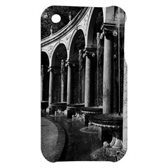 Vintage France palace of Versailles Colonnade Grove Apple iPhone 3G/3GS Hardshell Case