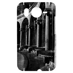 Vintage France palace of Versailles Colonnade Grove HTC Desire HD Hardshell Case