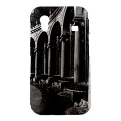 Vintage France palace of Versailles Colonnade Grove Samsung Galaxy Ace S5830 Hardshell Case