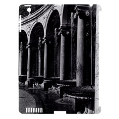 Vintage France palace of Versailles Colonnade Grove Apple iPad 3/4 Hardshell Case (Compatible with Smart Cover)