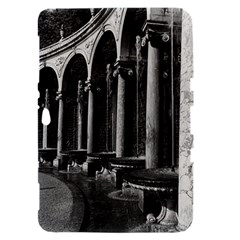 Vintage France palace of Versailles Colonnade Grove Samsung Galaxy Tab 8.9  P7300 Hardshell Case