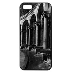 Vintage France palace of Versailles Colonnade Grove Apple iPhone 5 Seamless Case (Black)