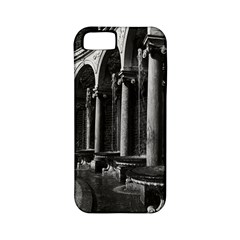 Vintage France palace of Versailles Colonnade Grove Apple iPhone 5 Classic Hardshell Case (PC+Silicone)