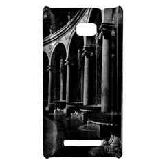 Vintage France palace of Versailles Colonnade Grove HTC 8X Hardshell Case
