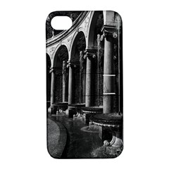 Vintage France palace of Versailles Colonnade Grove Apple iPhone 4/4S Hardshell Case with Stand