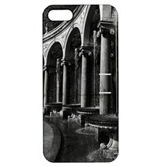 Vintage France palace of Versailles Colonnade Grove Apple iPhone 5 Hardshell Case with Stand