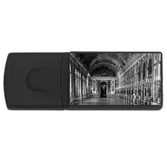 Vintage France palace of versailles mirrors galery 1970 1Gb USB Flash Drive (Rectangle)