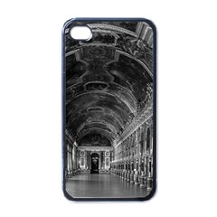Vintage France palace of versailles mirrors galery 1970 Black Apple iPhone 4 Case