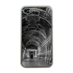 Vintage France palace of versailles mirrors galery 1970 Apple iPhone 4 Case (Clear)