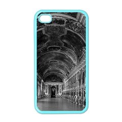 Vintage France palace of versailles mirrors galery 1970 Apple iPhone 4 Case (Color)