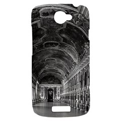 Vintage France palace of versailles mirrors galery 1970 HTC One S Hardshell Case