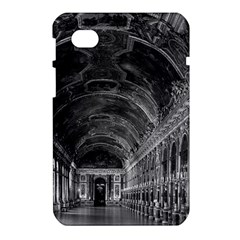 Vintage France palace of versailles mirrors galery 1970 Samsung Galaxy Tab 7  P1000 Hardshell Case