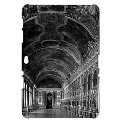 Vintage France palace of versailles mirrors galery 1970 Samsung Galaxy Tab 10.1  P7500 Hardshell Case
