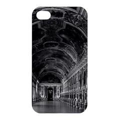 Vintage France Palace Of Versailles Mirrors Galery 1970 Apple Iphone 4/4s Premium Hardshell Case