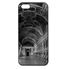 Vintage France palace of versailles mirrors galery 1970 Apple iPhone 5 Seamless Case (Black)