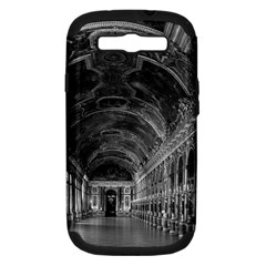 Vintage France palace of versailles mirrors galery 1970 Samsung Galaxy S III Hardshell Case (PC+Silicone)