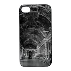 Vintage France palace of versailles mirrors galery 1970 Apple iPhone 4/4S Hardshell Case with Stand