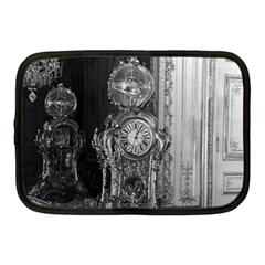 Vintage France Palace Of Versailles Astronomical Clock 10  Netbook Case