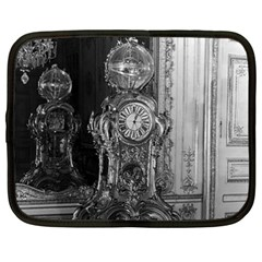 Vintage France Palace of Versailles astronomical clock 15  Netbook Case