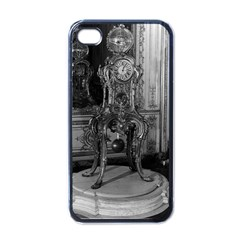 Vintage France Palace of Versailles astronomical clock Black Apple iPhone 4 Case