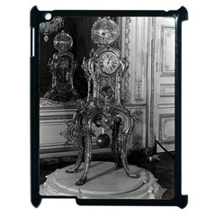 Vintage France Palace of Versailles astronomical clock Apple iPad 2 Case (Black)