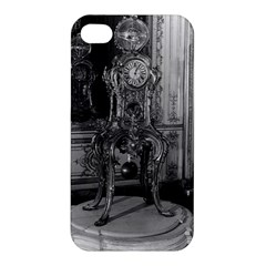Vintage France Palace of Versailles astronomical clock Apple iPhone 4/4S Hardshell Case