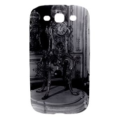 Vintage France Palace of Versailles astronomical clock Samsung Galaxy S III Hardshell Case