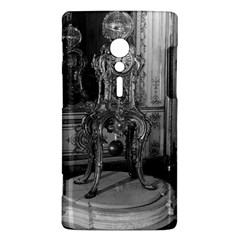 Vintage France Palace of Versailles astronomical clock Sony Xperia ion Hardshell Case