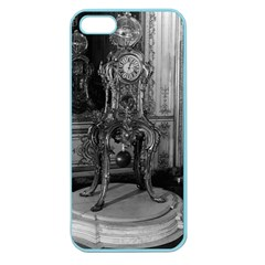 Vintage France Palace of Versailles astronomical clock Apple Seamless iPhone 5 Case (Color)