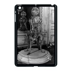 Vintage France Palace of Versailles astronomical clock Apple iPad Mini Case (Black)