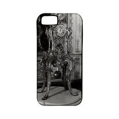 Vintage France Palace of Versailles astronomical clock Apple iPhone 5 Classic Hardshell Case (PC+Silicone)