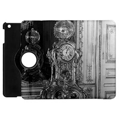 Vintage France Palace of Versailles astronomical clock Apple iPad Mini Flip 360 Case