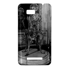 Vintage France Palace of Versailles astronomical clock HTC One SU T528W Hardshell Case