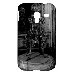 Vintage France Palace of Versailles astronomical clock Samsung Galaxy Ace Plus S7500 Case