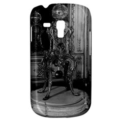 Vintage France Palace of Versailles astronomical clock Samsung Galaxy S3 MINI I8190 Hardshell Case