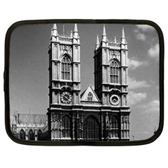 Vintage UK England London Westminster Abbey 1970 15  Netbook Case
