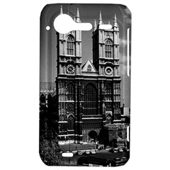 Vintage UK England London Westminster Abbey 1970 HTC Incredible S Hardshell Case