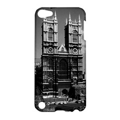 Vintage UK England London Westminster Abbey 1970 Apple iPod Touch 5 Hardshell Case