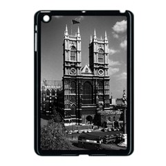 Vintage Uk England London Westminster Abbey 1970 Apple Ipad Mini Case (black)