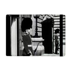 Vintage Uk England London Sentry At Buckingham Palace Apple Ipad Mini Flip Case