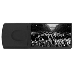 Vintage UK England the Guards returning along the Mall 2Gb USB Flash Drive (Rectangle)